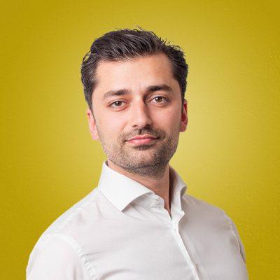 Vahag Avakian - Managing Consultant