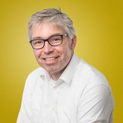 Koen Bevers - Project Manager