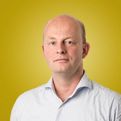 Peter Lamme - Managing Partner (oprichter)
